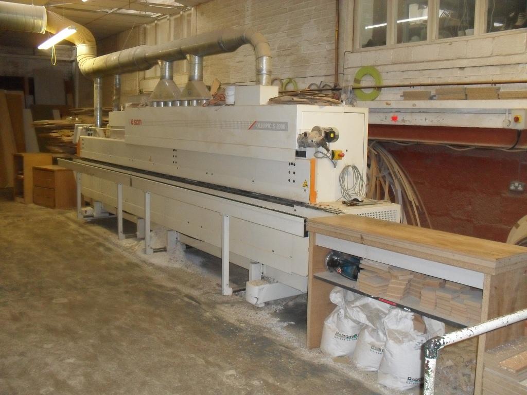 Woodworking Edge Bander