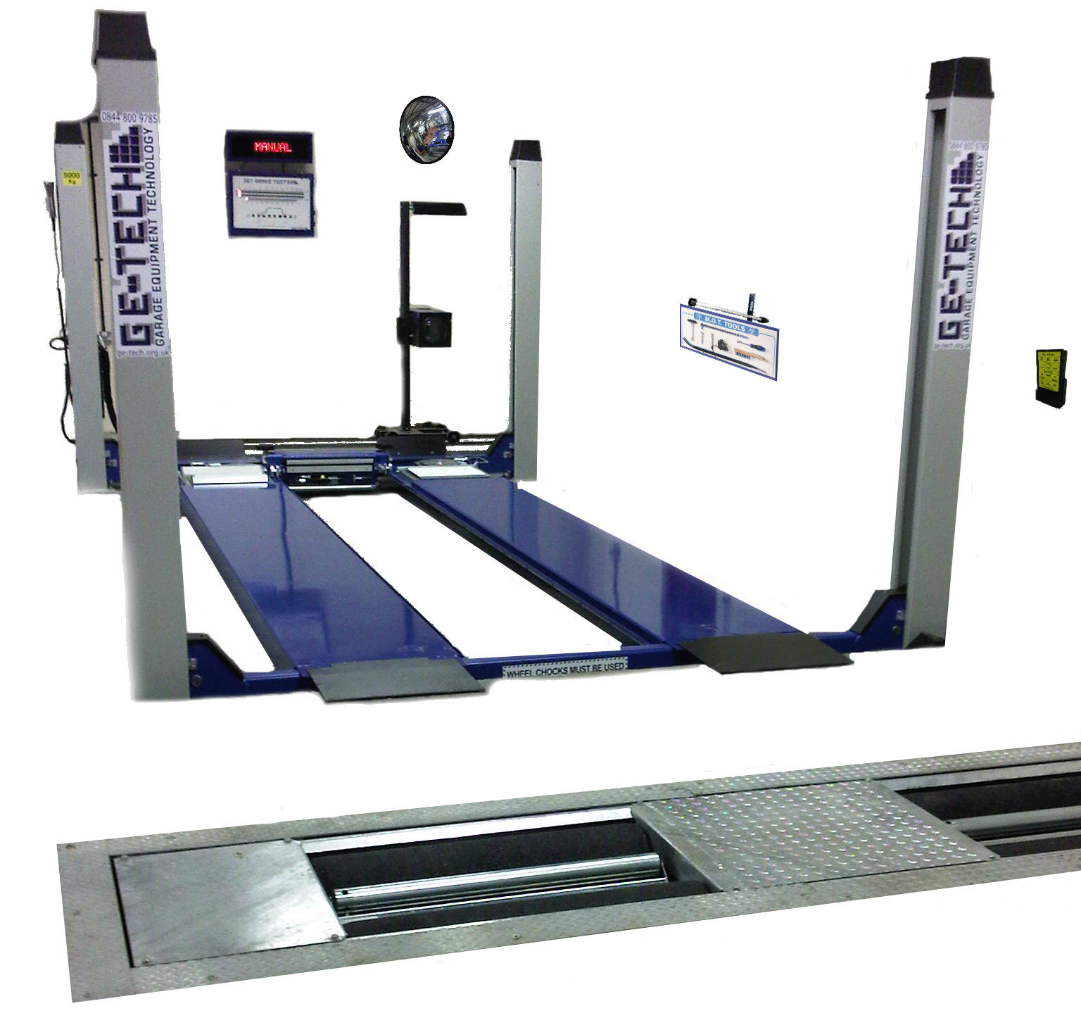 Experts In Garage Equipment Finance  Online or call on